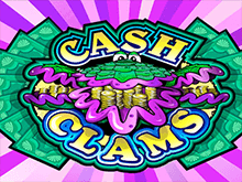 Слот 777 Cash Clams