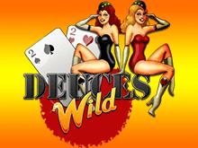 Слот на деньги Deuces Wild