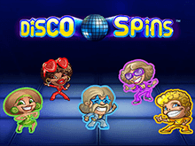 Слот 777 Disco Spins