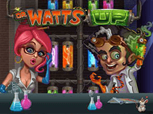 Слот 777 Dr Watts Up