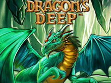 Слот на деньги Dragon's Deep