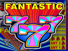 Слот на деньги Fantastic Sevens