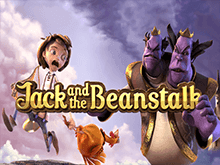 Слот на деньги Jack And The Beanstalk