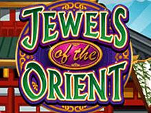 Слот на деньги Jewels Of The Orient