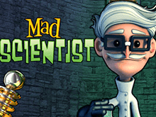 Слот на деньги Mad Scientist
