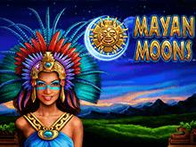 Слот на деньги Mayan Moons