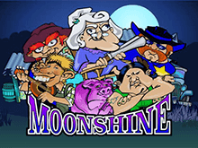 Слот на деньги Moonshine