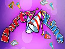 Слот на деньги Party Line