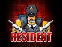 Слот на деньги Resident