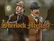 Слот 777 Sherlock Mystery