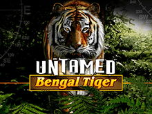 Слот 777 Untamed Bengal Tiger