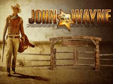 Игровой автомат онлайн Джон Уэйн