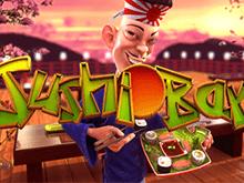 Sushi Bar от компании Betsoft - играйте в онлайн-игру и получайте крупный выигрыш