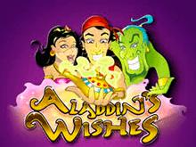 Aladdins Wishes от Rtg - играть онлайн в игру с крупными бонусами