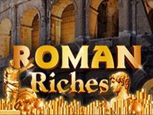 Виртуальный слот Сокровища Рима — играть онлайн